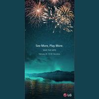 LG anuncia el evento de lanzamiento de su buque insignia: En febrero conoceremos al nuevo G6