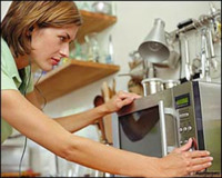 Cocinar con microondas ¿es bueno para nuestra salud?