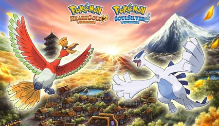 Pokemon Heartgold y Soulsilver