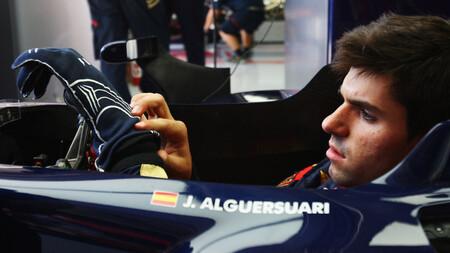 Jaime Alguersuari, ex piloto de Fórmula 1, planea volver a las carreras de coches tras seis años retirado