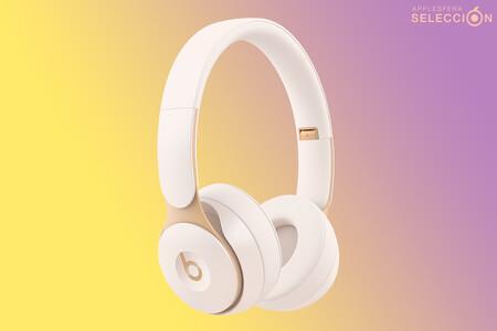 22 horas de autonomía, ANC, chip H1 y diseño elegante con los auriculares Beats Solo Pro a 199 euros en Amazon