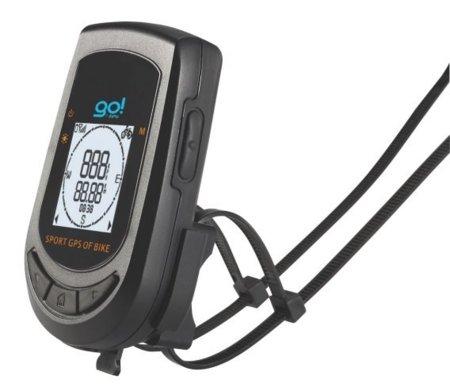 Go!Hiking es un GPS dedicado para tu bicicleta