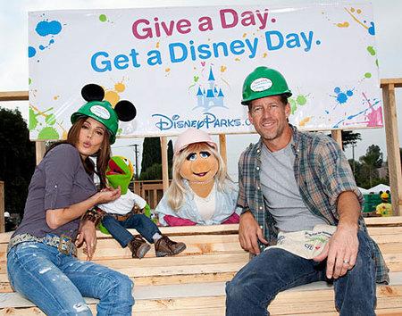 Billetes gratis para los Parques Disney en 2010