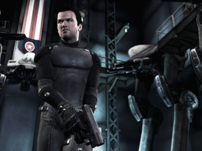 El renovado Shadow Complex Remastered pasará a estar disponible para PC y PS4 en mayo