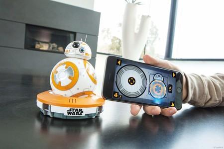 Robot electrónico droide BB-8 Star Wars a su precio mínimo en Amazon: 96,89 euros