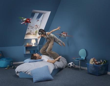 Cortinas Disney & Velux Dream Collection para inspirar los sueños de los peques