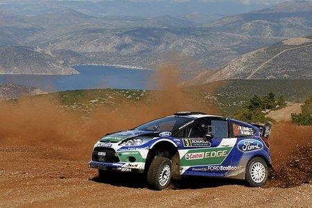 Rally Acrópolis 2012: Jari-Matti Latvala aprieta la lucha por la victoria