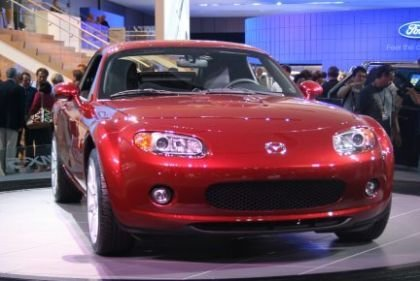 Mazda MX-5 Roadster Coupé