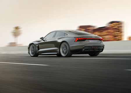 Audi E Tron Gt Concept 230