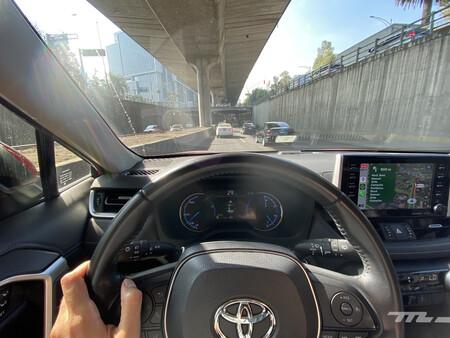 Consumo híbrido Toyota RAV4 México 1 5