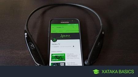 Cómo escuchar música de YouTube en Android con la pantalla apagada