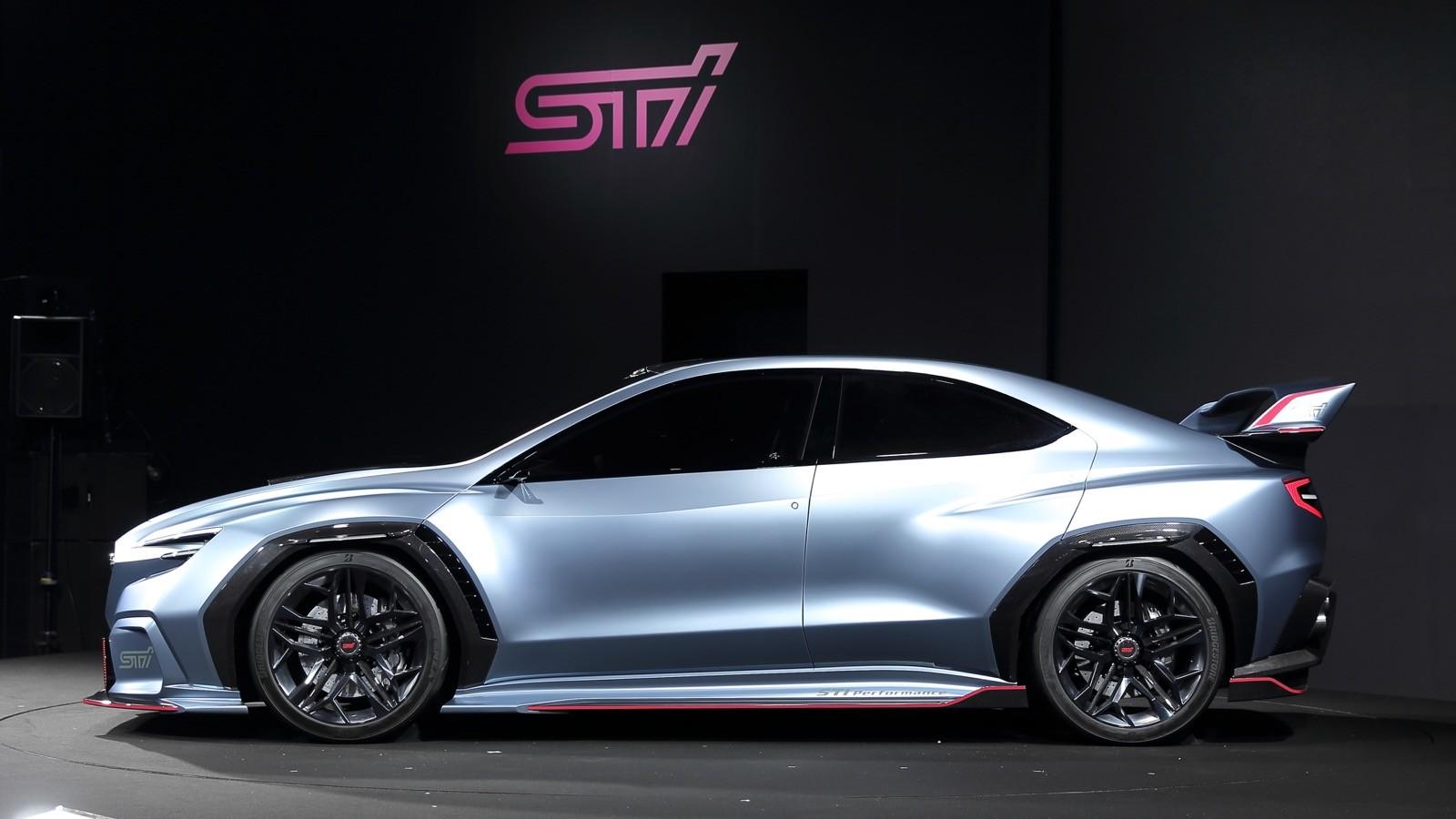 Foto de Subaru Viviz Performance STi 2018 (4/10)