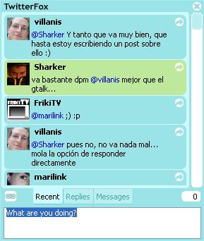 Twitterfox 2