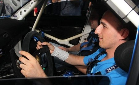 Robert Kubica y Citroën. Hoy por ti, mañana por mí