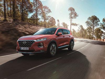 Hyundai Santa Fe 2018, apostando por el diésel y la tecnología para la dura batalla SUV
