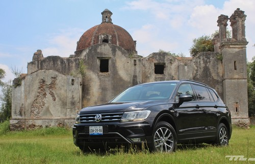 Manejamos el nuevo Tiguan, el SUV con el que Volkswagen quiere dominar el segmento en México
