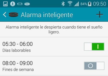 Smartband alarma inteligente