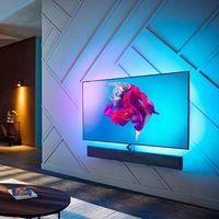 Philips anuncia sus nuevas teles OLED con sonido afinado por Bowers & Wilkins