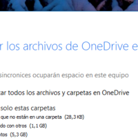OneDrive ya permite sincronizar carpetas compartidas, tal como Dropbox, en Windows y Mac