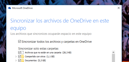 OneDrive ya permite sincronizar carpetas compartidas, tal como Dropbox, en Windows y Mac