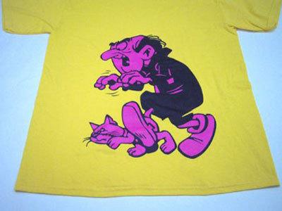 Camiseta de Los Pitufos