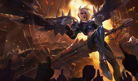 League of Legends: Kayle podría seguir el mismo camino que Aatrox y tendrá un rework