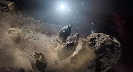 300.000 millones de toneladas de azufre y un invierno desesperado: así fue el asteroide que acabó con los dinosaurios