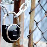 TappLock: el candado con sensor de huellas que quiere que olvidemos el uso de llaves