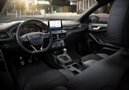Ford Focus 2020 Interior 2