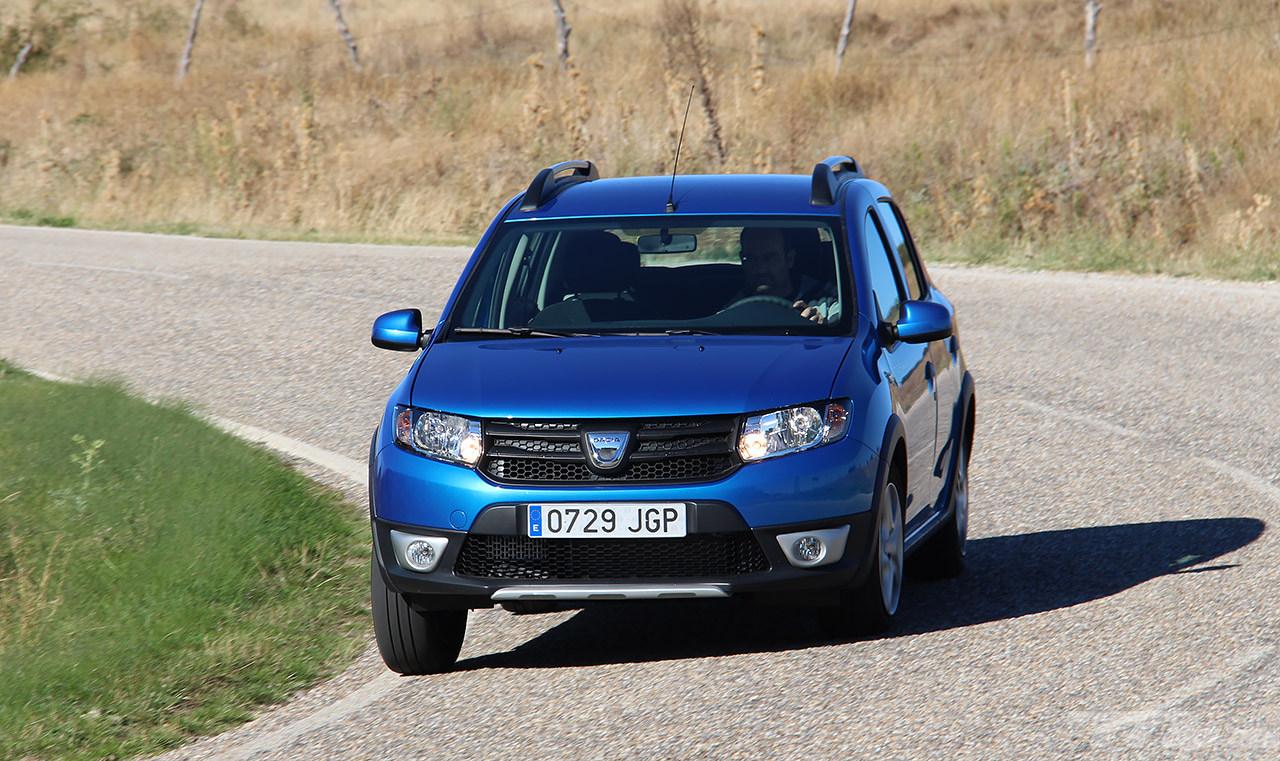 Foto de Prueba Dacia Sandero Stepway (1/18)