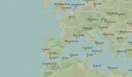 ¿Quieres probar los mapas de Apple pero no tienes un iPad? Ya puedes hacerlo en tres páginas web