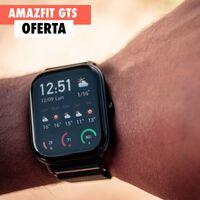El reloj deportivo más popular de Amazfit hoy rebajadísimo en el Black Friday de Sprinter: llévate un Amazfit GTS por 75,99 euros