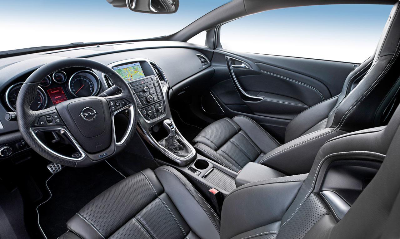 Foto de Opel Astra OPC (33/46)