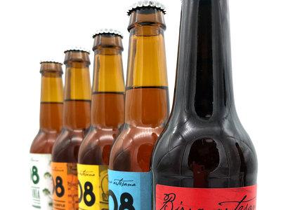 Te decimos cómo leer correctamente la etiqueta de una cerveza artesanal