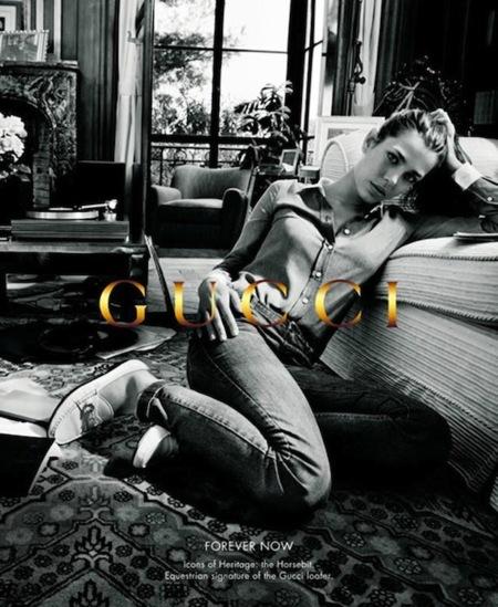 Quiero ser Carlota Casiraghi y protagonizar la nueva campaña de Gucci