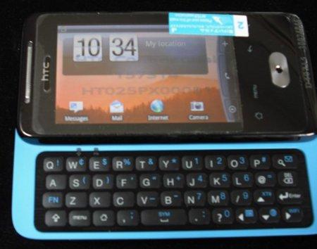 Se filtran HTC Paradise y HTC Fiesta (porque alguien los puso a la venta en una web de anuncios)