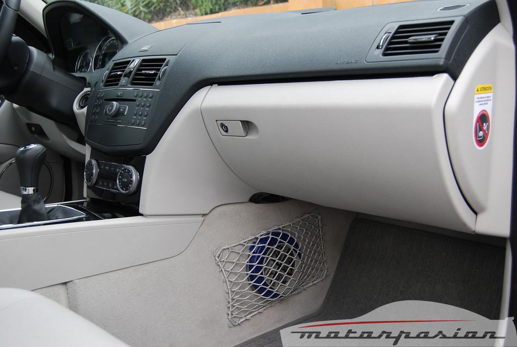 Foto de Mercedes Clase C 200 CDI BlueEfficiency (prueba) (29/56)