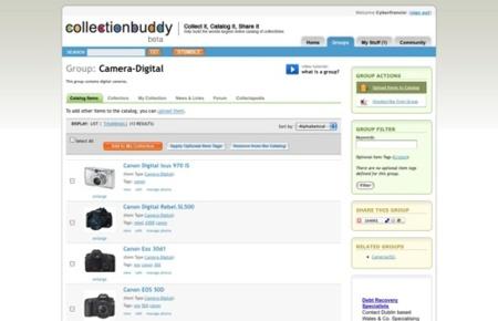 CollectionBuddy, la comunidad de los coleccionables