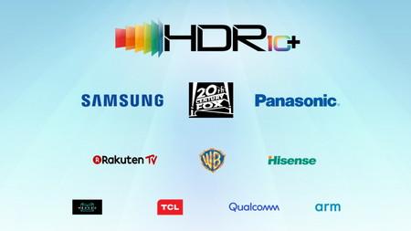 El estándar HDR10+ gana fuerza: TCL, Hisense, Rakuten y otros fabricantes se unen a la causa