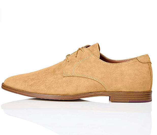 Zapatos de Cordones Derby Hombre