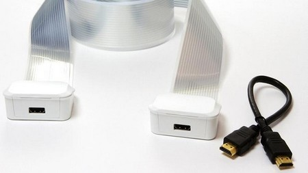 LABS Wiretape, cables planos que podremos ocultar tras las paredes o alfombras