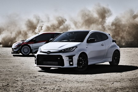 Toyota Gr Yaris 6