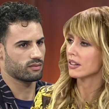 """Emma García le planta cara a Asraf Beno tras esta descarada falta de respeto: """"Me pareces un maleducado"""""""