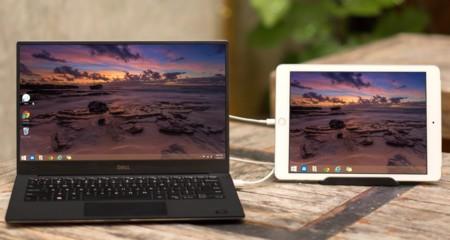 Tu iPad se puede convertir en segunda pantalla de tu equipo Windows con Duet Display