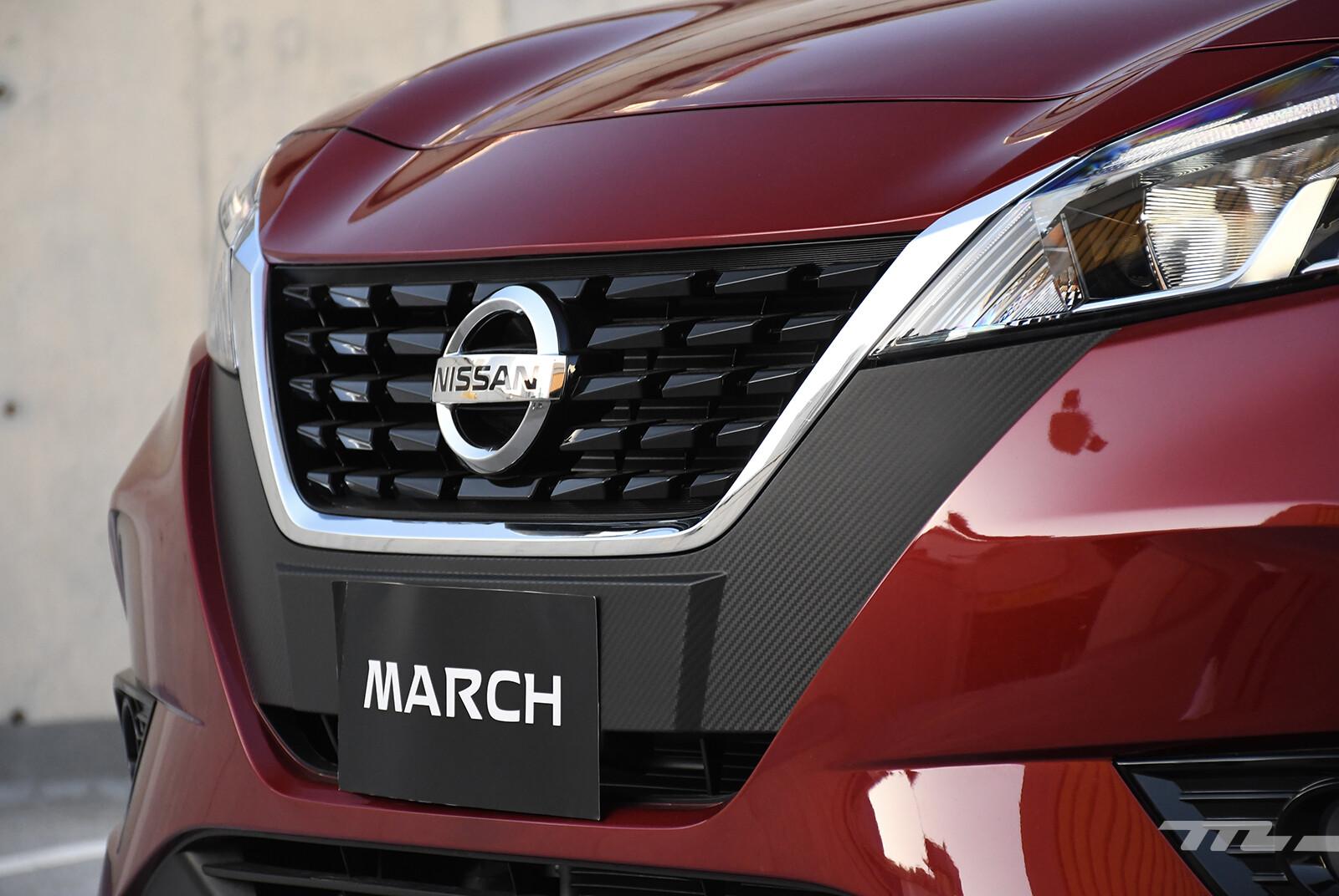 Foto de Nissan March 2021 (prueba) (17/34)