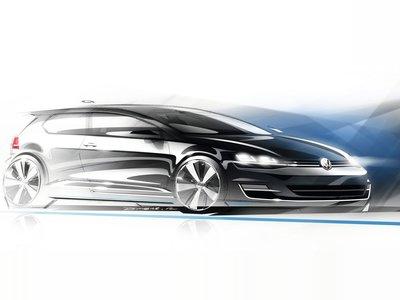 La próxima generación del Volkswagen Golf comenzará a fabricarse en junio de 2019