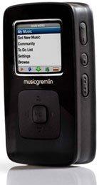 MusicGremlin MG-1000, MP3 para compartir tu música