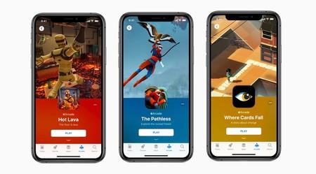 4,99 euros al mes y una prueba gratuita de un mes: este puede ser el precio de Apple Arcade