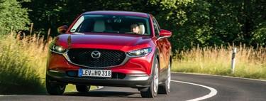 Mazda CX-30, primer contacto: el equilibrio entre los SUV de Mazda