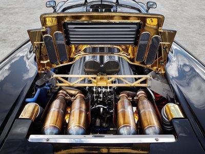Si tu McLaren F1 necesita reparar su motor, la marca te enviará un motor provisional para no dejarte sin auto